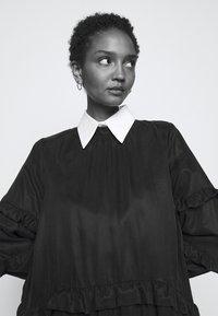Bruuns Bazaar - SIANNA MAKKA DRESS - Cocktail dress / Party dress - black - 5