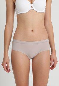 Calvin Klein Underwear - HIPSTER - Alushousut - grey - 0