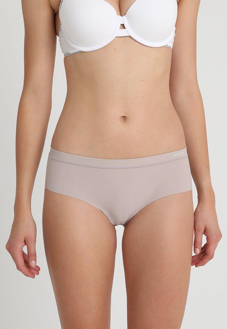 Calvin Klein Underwear - HIPSTER - Alushousut - grey