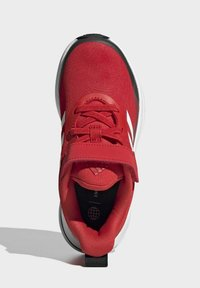 adidas Performance - FORTARUN ELASTIC - Neutral running shoes - red - 3