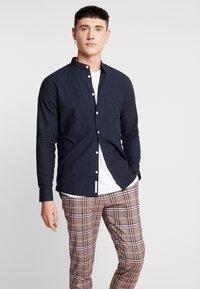 Minimum - ANHOLT - Shirt - navy - 0