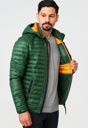 AGUILLAR - Winter jacket - greener
