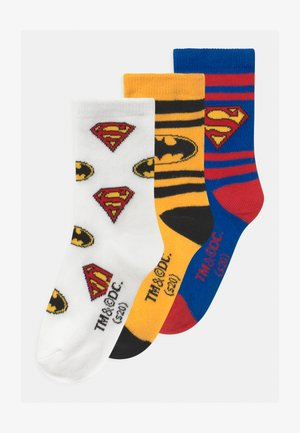 BOYS MARVEL HERO 3 PACK - Socks - multi-coloured