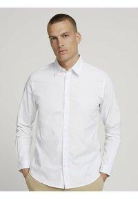 TOM TAILOR - Formal shirt - white - 1