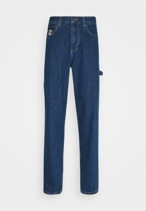 PANTS RINSE - Relaxed fit jeans - blue