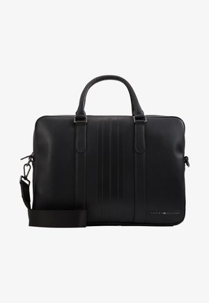 SLIM COMPUTER BAG - Attachetasker - black