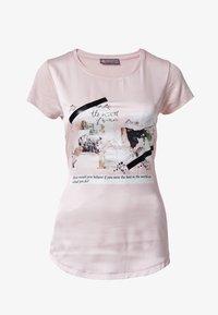 Decay - Print T-shirt - rosa - 0