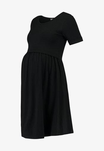 LIMBO - Jersey dress - black