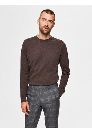 Sweatshirt - coffee bean