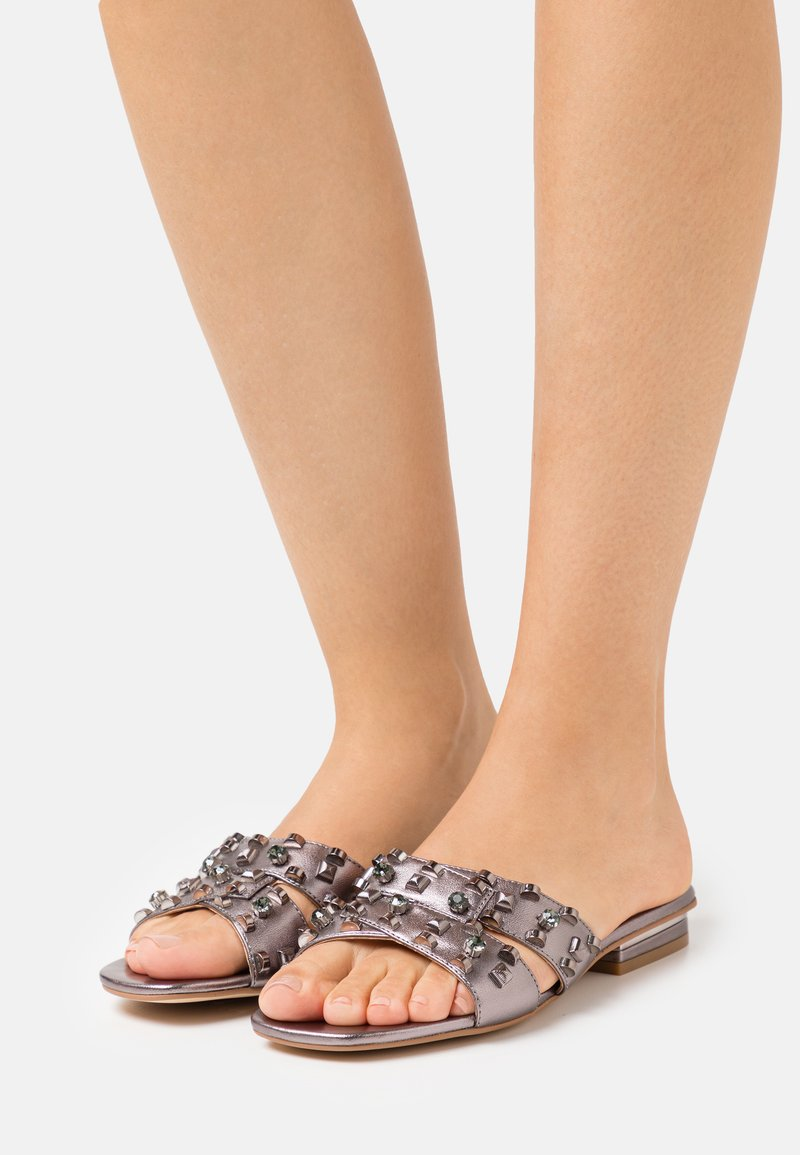 Alma en Pena - Pantofle - pewter