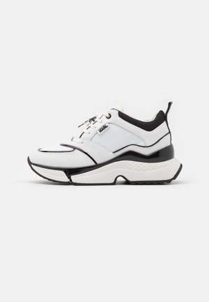 AVENTUR ASTRAL PLANE - Sneakers basse - white/black