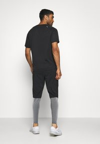 Nike Performance - ELITE - Pantalones deportivos - black/reflective silver - 2