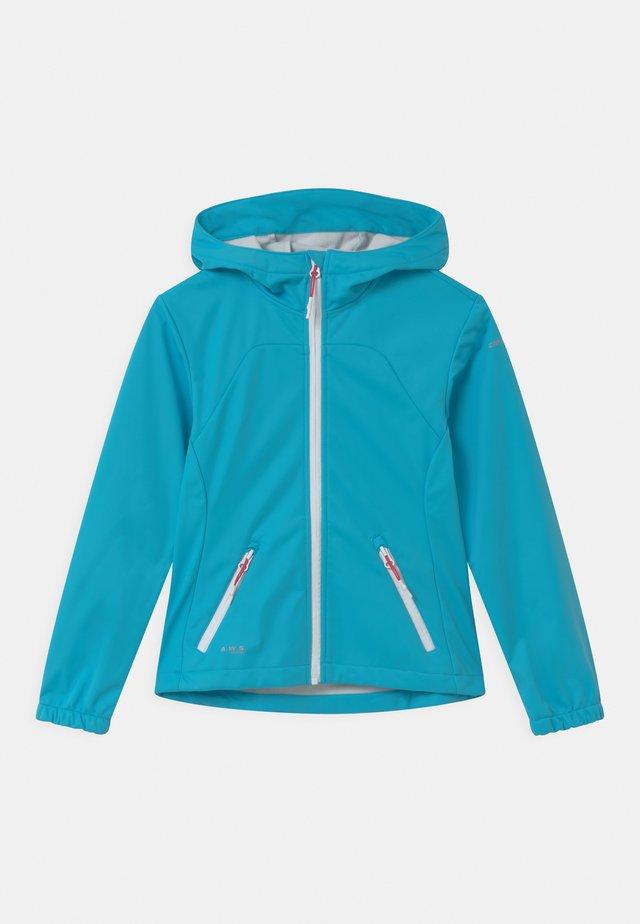 KIMRY - Soft shell jacket - aqua