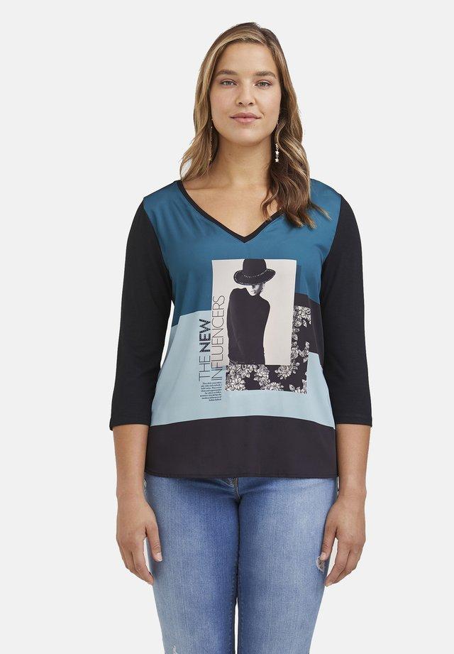 Camiseta de manga larga - nero