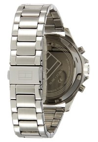 Tommy Hilfiger - BANK - Watch - silver-coloured