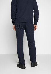 Champion - FULL ZIP SUIT - Träningsset - navy - 4