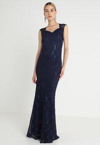 Sista Glam - ANALISA - Suknia balowa - navy - 0