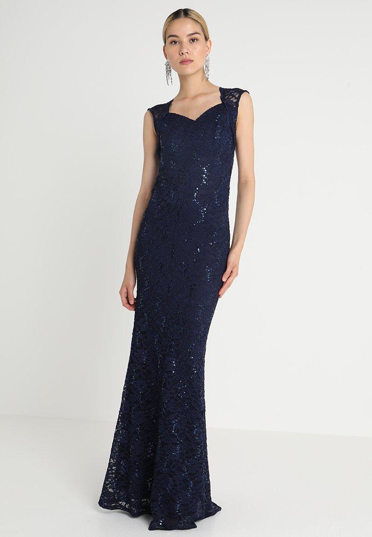 Sista Glam - ANALISA - Suknia balowa - navy