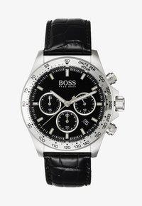 BOSS - Cronógrafo - black/silver - 1