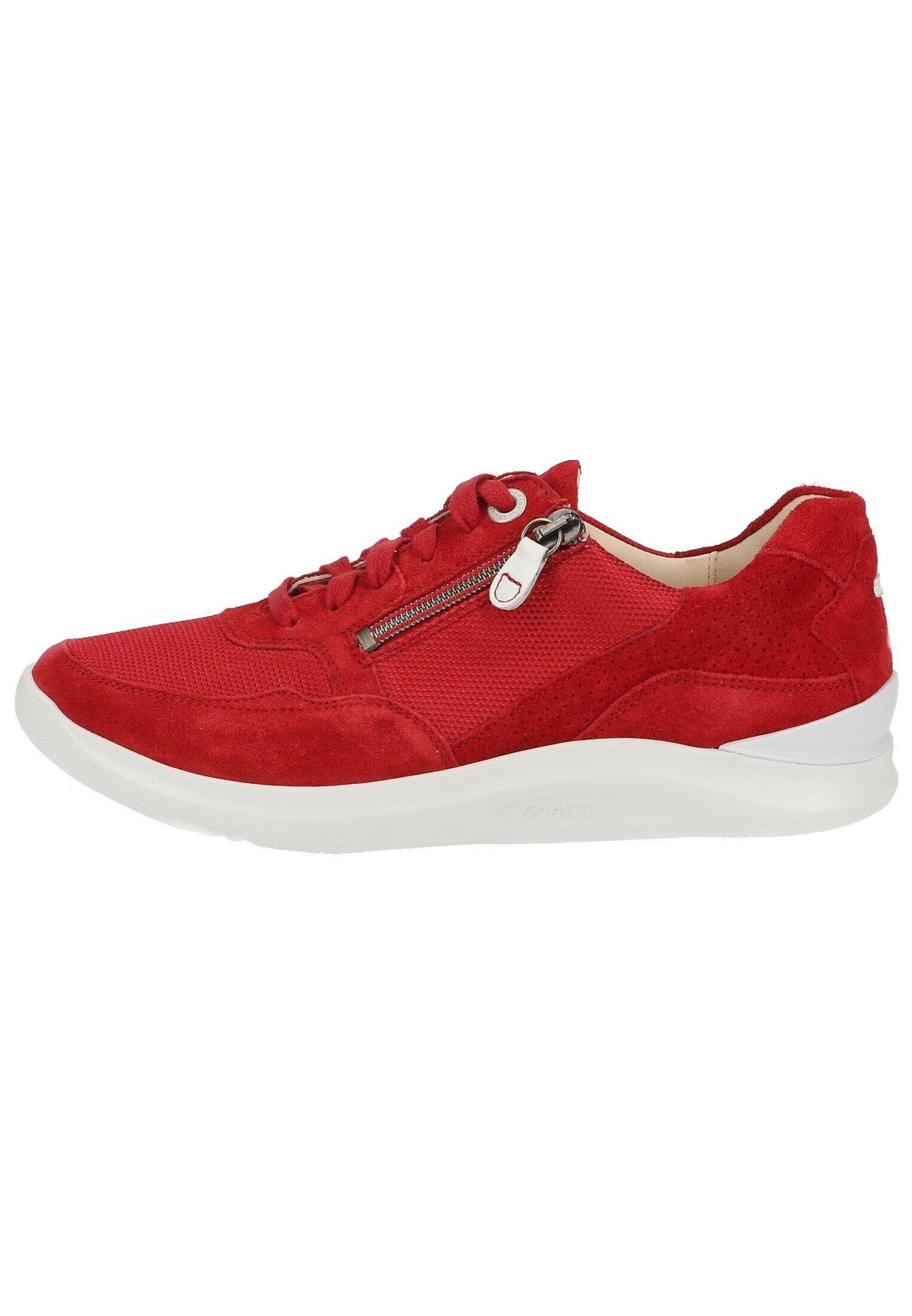 Femme Baskets basses - red