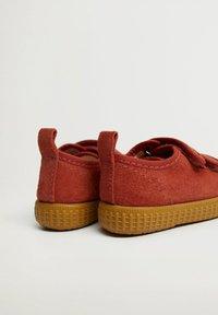 Mango - DANIEL - Baby shoes - bräunliches orange - 3