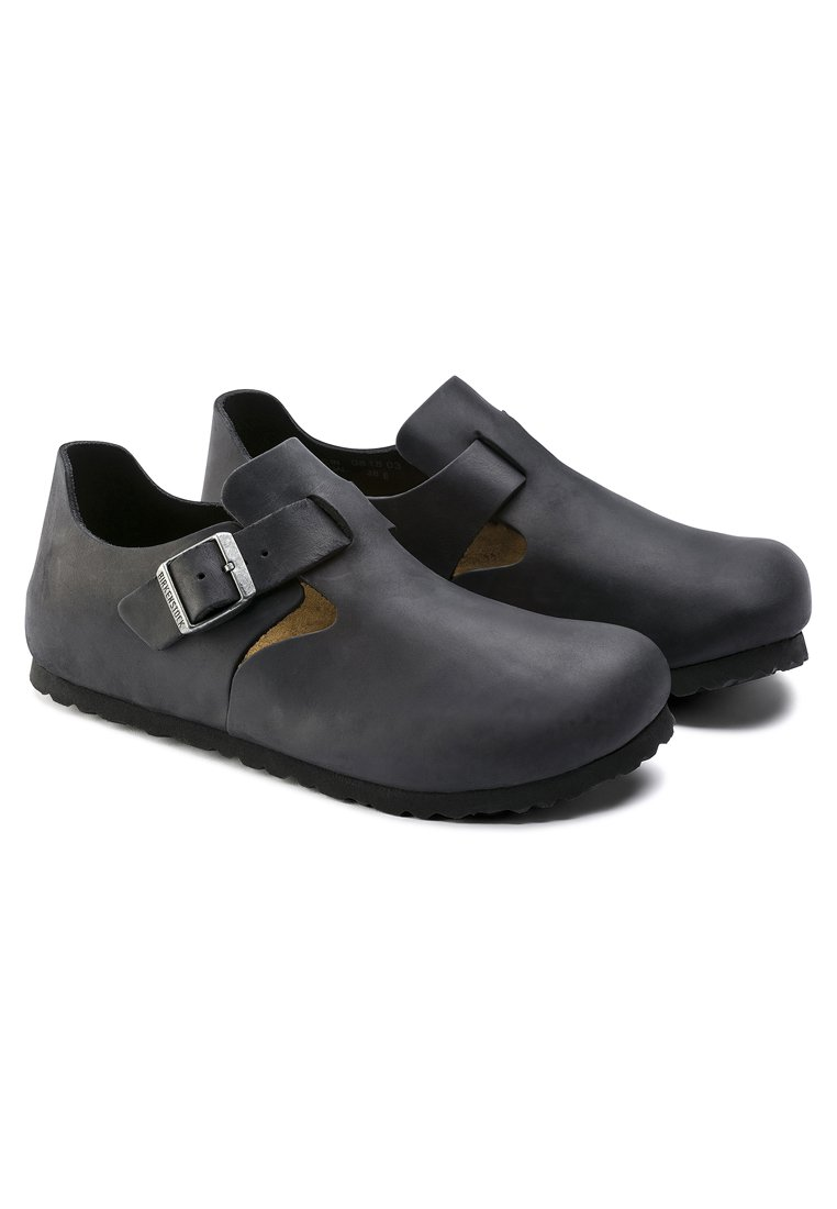 Birkenstock LONDON  Slipper black/schwarz