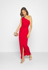 Sista Glam - CHRISSY - Cocktail dress / Party dress - red - 1