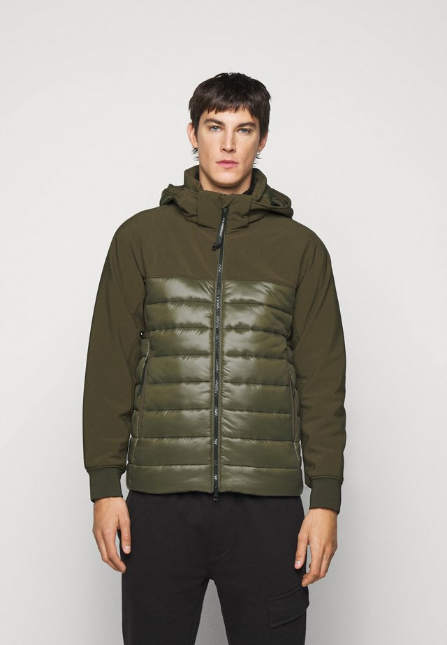 OUTERWEAR MEDIUM JACKET - Jas - ivy green