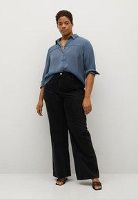 Violeta by Mango - Button-down blouse - blau - 1