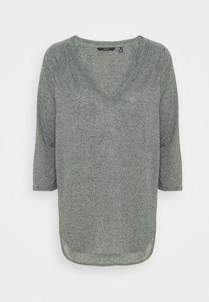 VMSUPER - T-shirt à manches longues - laurel wreath/melange