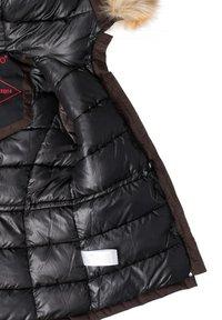 Navahoo - LAURA - Winter jacket - braun - 3