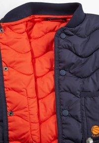 s.Oliver - MIT BÜNDCHEN - Light jacket - navy - 2