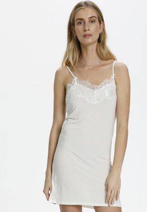 Clara  - Jersey dress - broken white