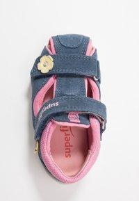 Superfit - FANNI - Baby shoes - blau - 1