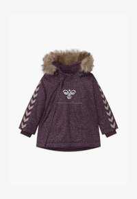 Hummel - JESSIE UNISEX - Winter coat - blackberry wine - 0