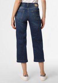 MAC - RICH - Bootcut jeans - medium stone - 1