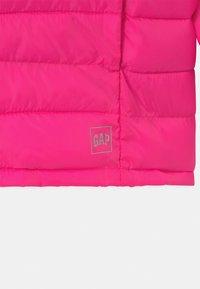 GAP - GIRL LIGHTWEIGHT PUFFER - Winter jacket - sizzling fuchsia - 3