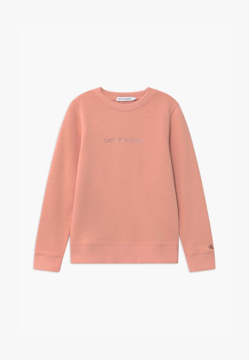 Calvin Klein Jeans - Felpa - pink