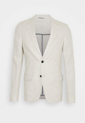 NAPLES SLIM - Blazer jacket - sand