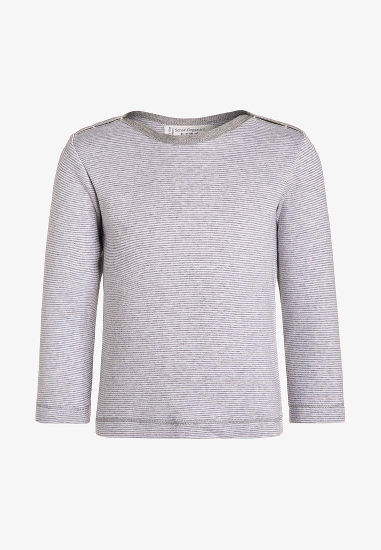 Sense Organics - LUNA - Long sleeved top - grey marl