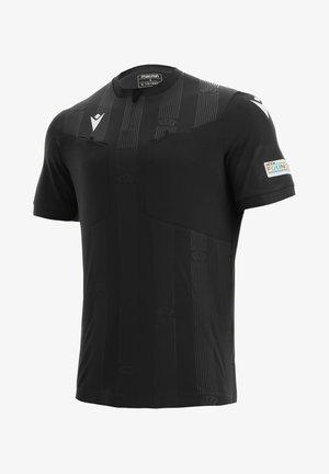 SCHIEDSRICHTER UEFA - Print T-shirt - schwarzweiss