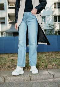 Boyish - THE ZIGGY HIGH RISE - Relaxed fit jeans - dark blue - 3