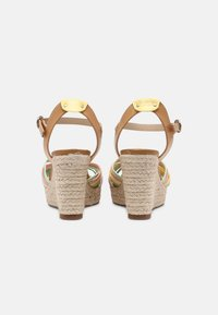 Pepe Jeans - MAIDA COLORS - Platform sandals - multi - 3
