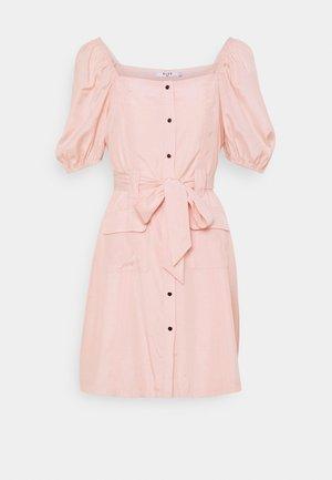 PUFF SLEVE TAILORED DRESS - Robe de soirée - pink