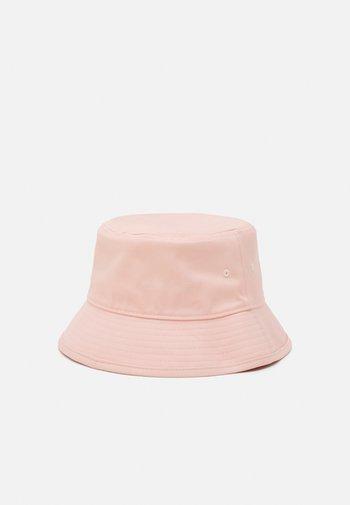 BUCKET HAT UNISEX - Hat - vapour pink/white