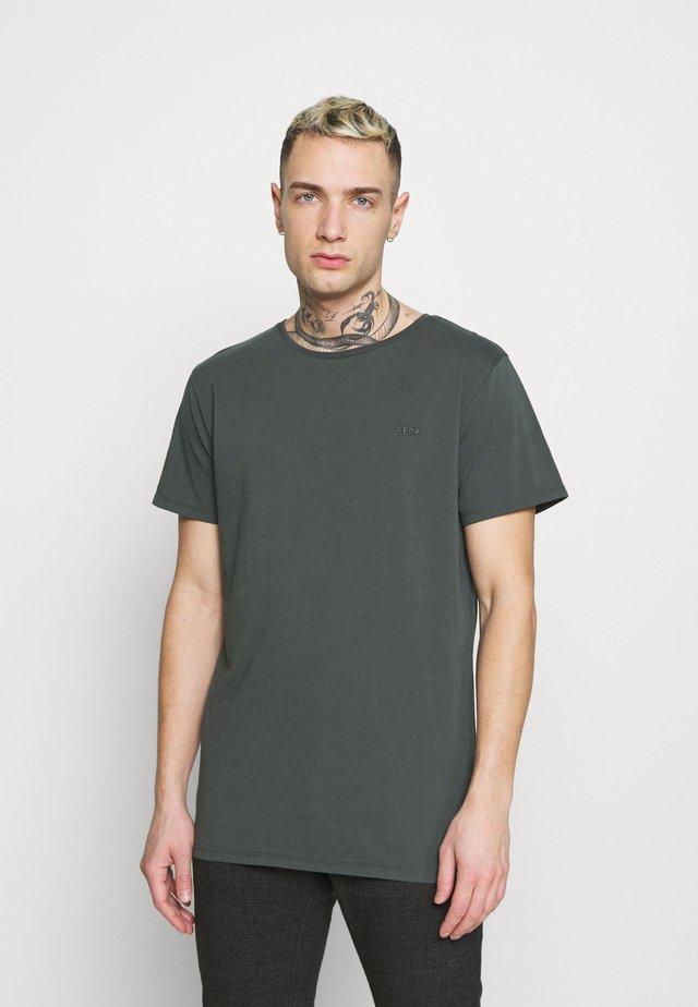 HEIN - T-shirt basic - asphalt