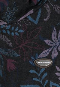 Ragwear - NESKA FLOWERS ZIP - Hettejakke - black - 2