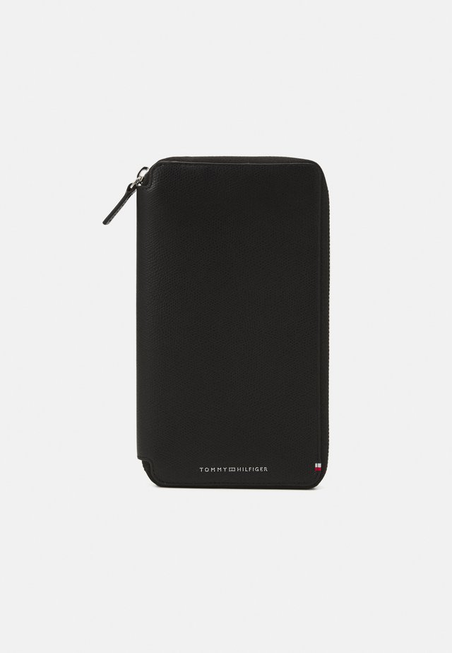 BUSINESS TRAVEL WALLET - Portefeuille - black