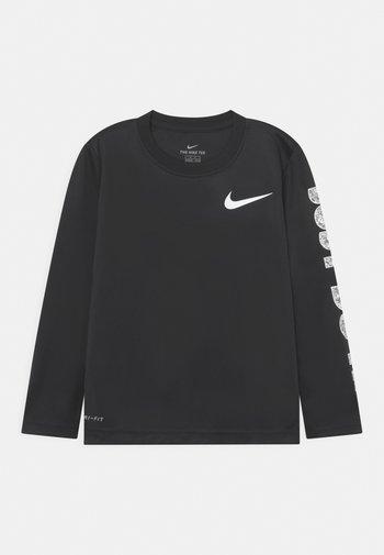 CONFETTI  - Long sleeved top - black
