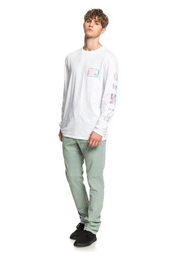 KRANDY - Trousers - chinois green